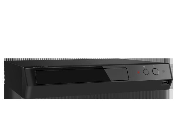 SANYO AV Products LED TV, Soundbar, Blu-ray Disc Players